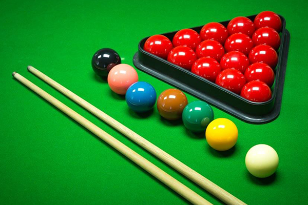 Snooker with pool