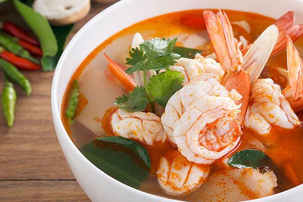 สูตรการทำ ต้มยำกุ้งน้ำข้น อาหารไทยชื่อเสียไกลระดับโลก
